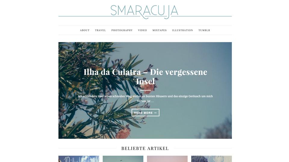 Smaracuja-blog