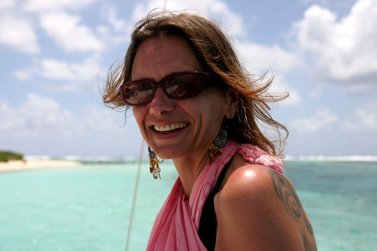 Freibeuter Reisen Nicole Mauritius