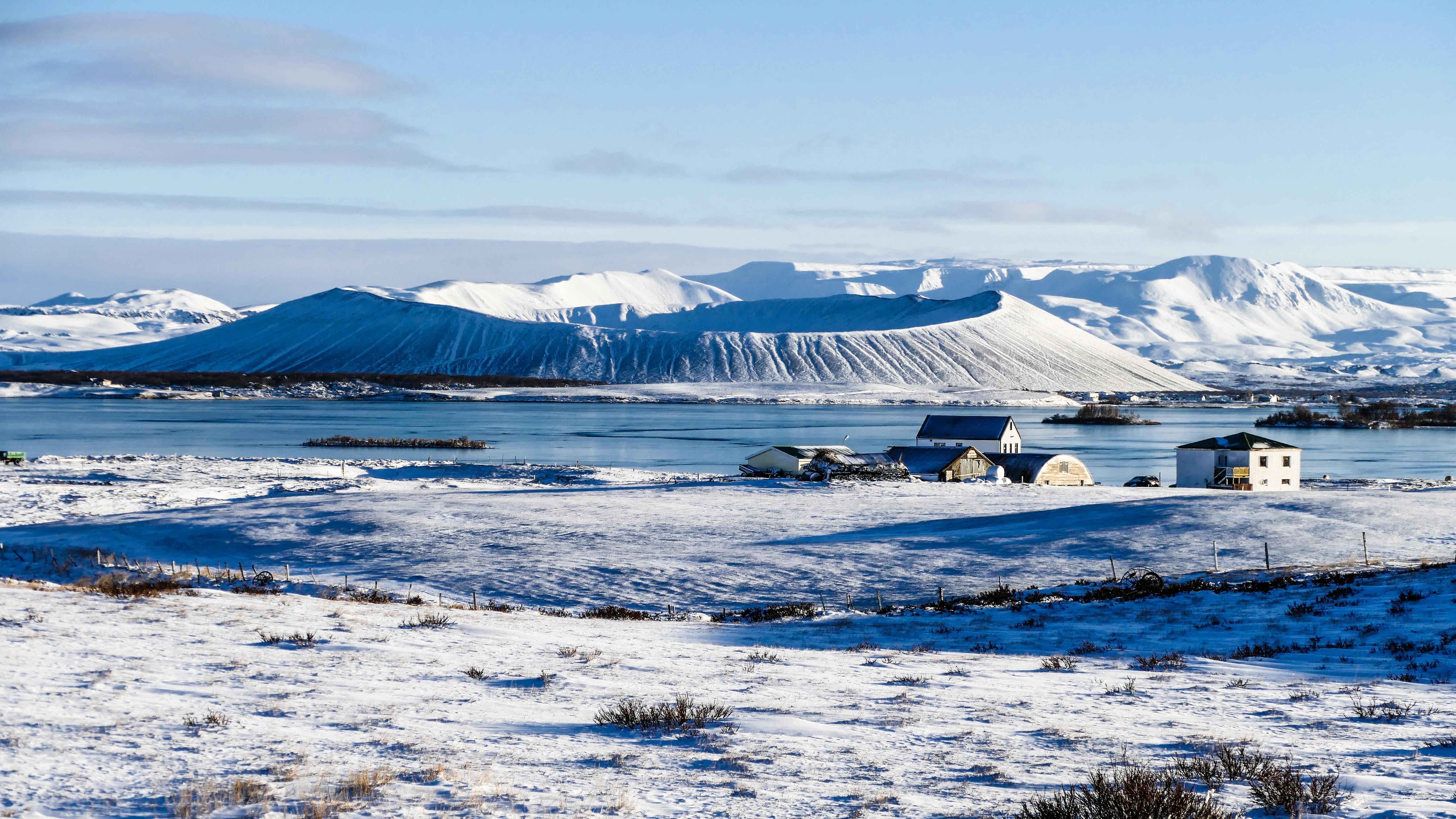 Bild für Blogger Kodex Myvatn Iceland